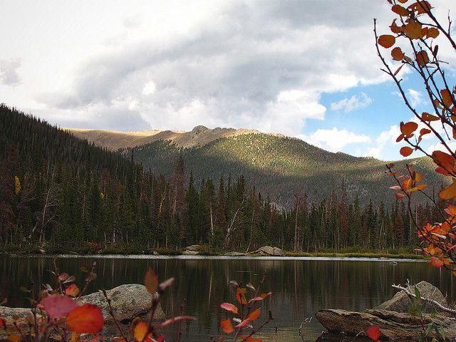 Spruce Lake, Rocky Mountain National Park
