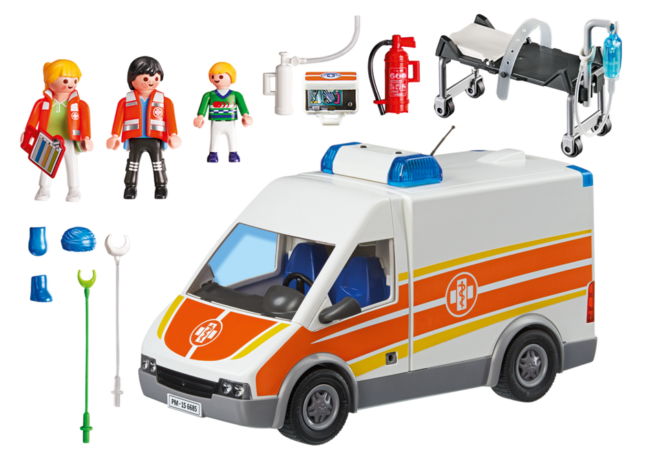 Epingle Par Vivienne Mines Sur Dans Lego Ambulance Play Mobile Playmobil