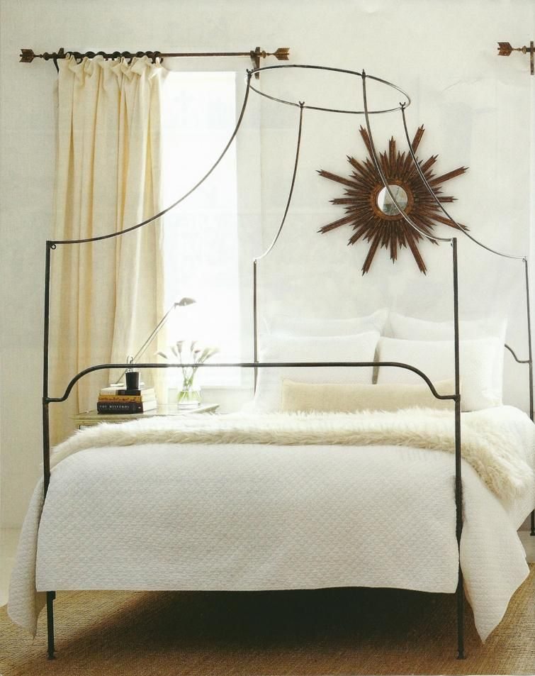 Romantisches Bett: 50 Interessante Ideen Für Ein