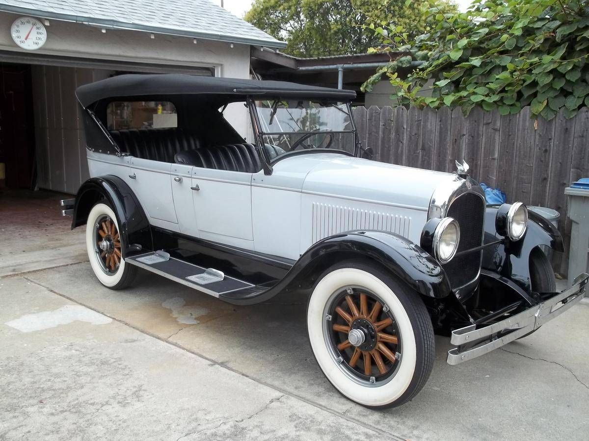 1924 Chrysler 70 | Chrysler | Pinterest | Cars and Vehicle