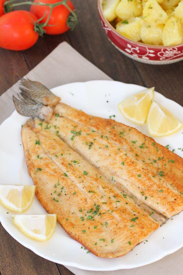 Pan Fried Butterflied Trout -   24 fish recipes trout ideas