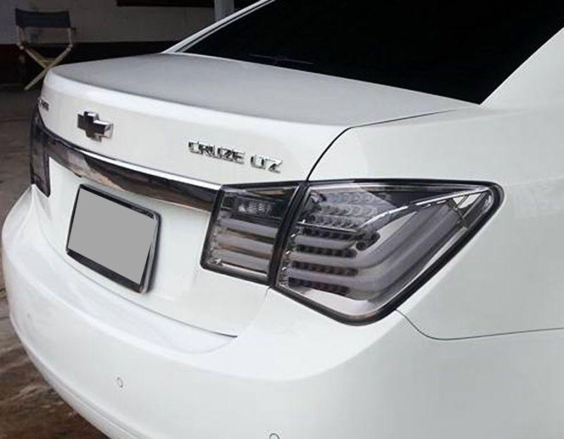 Led Tail Light Rear Black Smoke Len For Chevrolet Cruze Chevy 10 11 12 13 14 15 Chevrolet Cruze Cruze Chevy Cruze