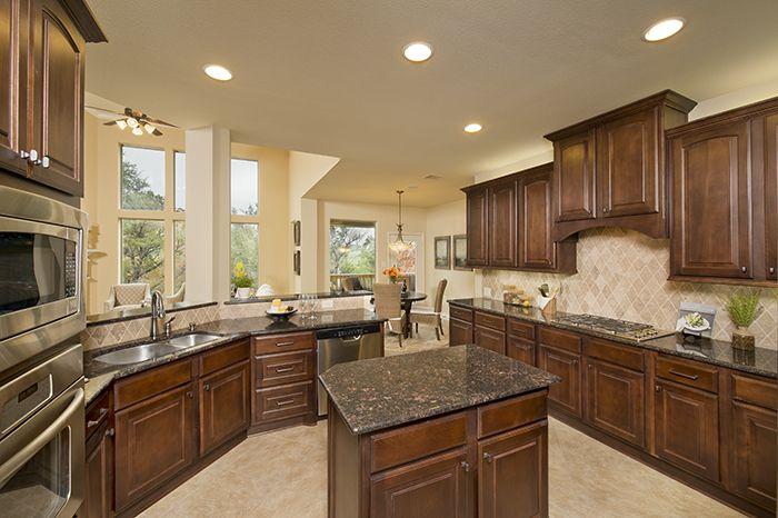 Kitchen Designers San Antonio Delectable Perryhomes  #kitchen  #design 3391W  Gorgeous Kitchensperry Review