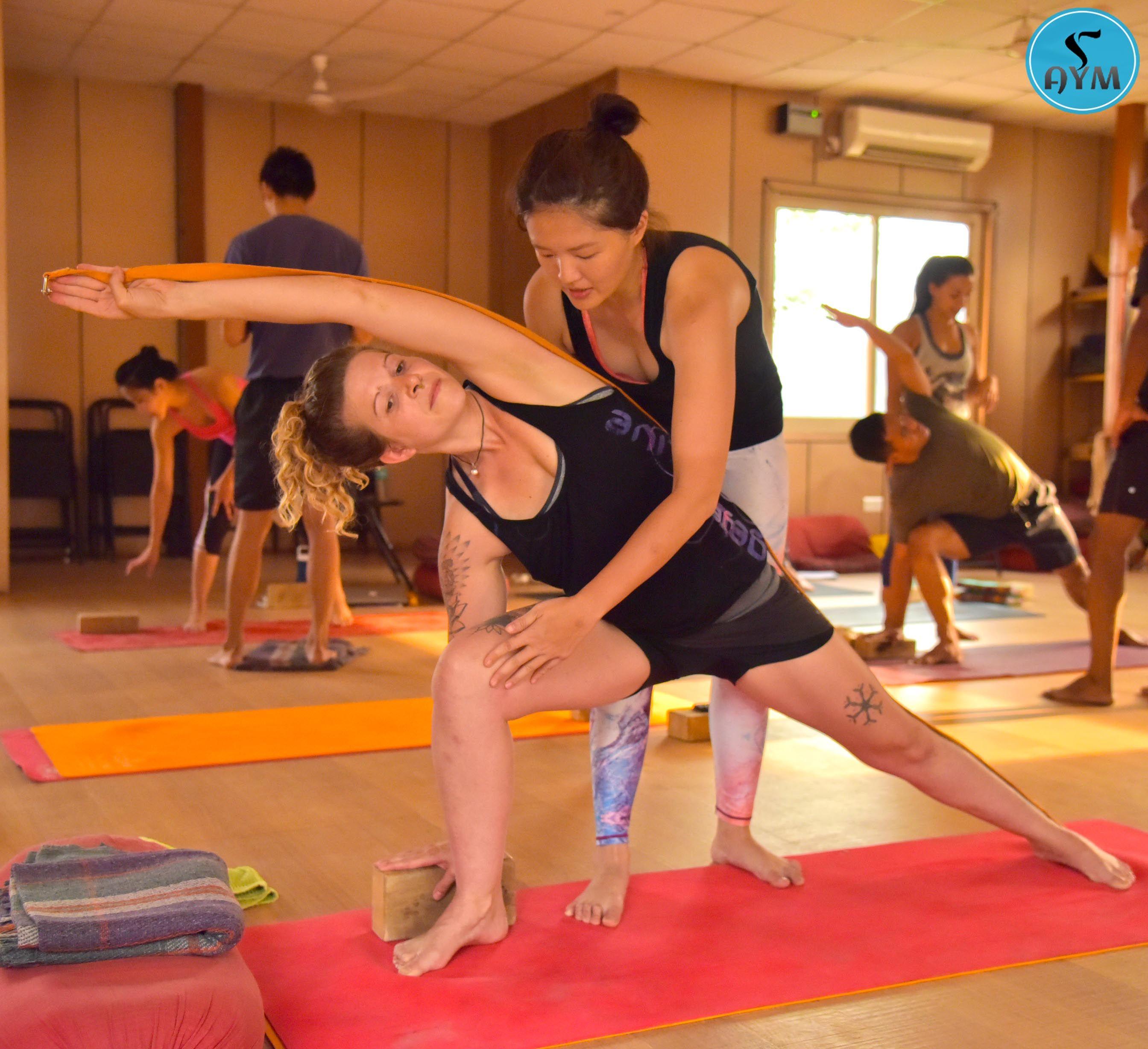 200 hour yoga teacher training in rishikesh india rys