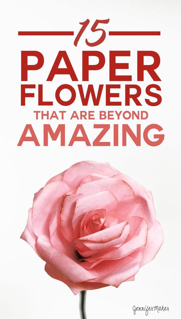 Coffee Filter Flowers Roses Peonies Poppies Pinterest
