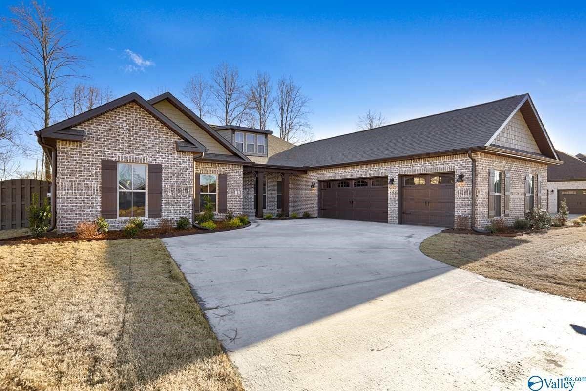Beautiful Open Floor Plan Home In Huntsville Alabama In 2020 Open Floor House Plans Open Floor Plan Home