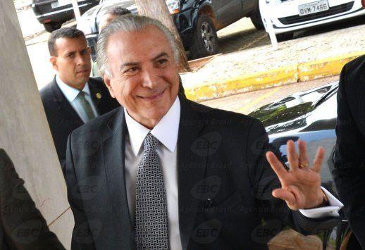 Plenário do Senado se prepara para a posse de Michel Temer - http://po.st/kdylSV  #Política - #Impeachment, #Michel-Temer, #Posse