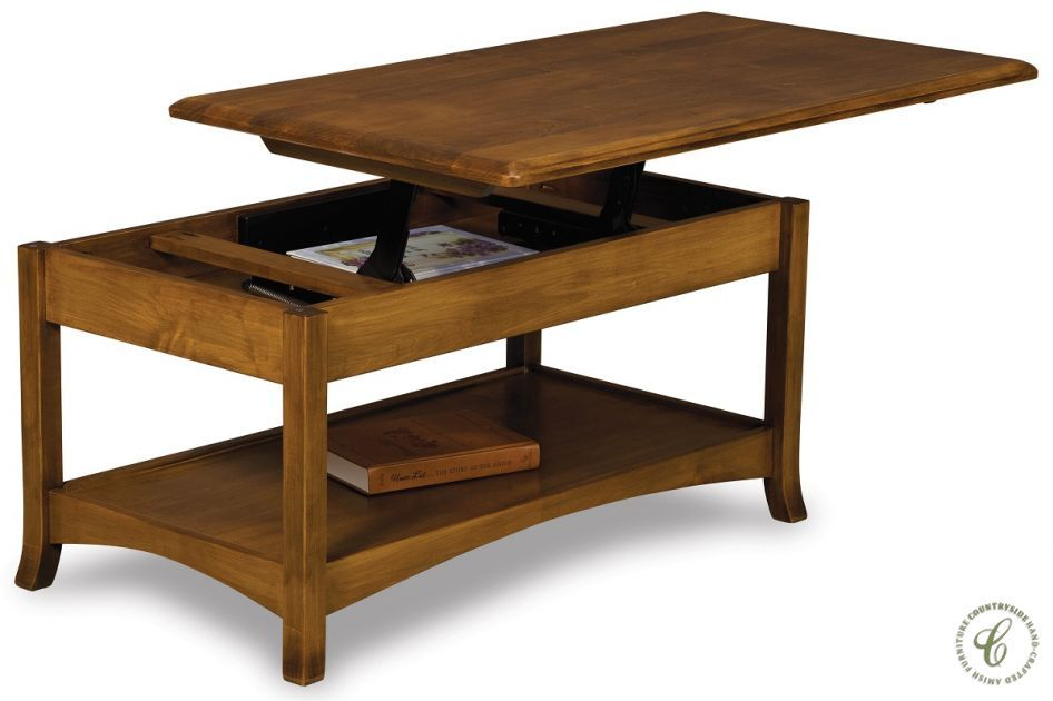 Plymouth Lift Top Coffee Table Lift Top Coffee Table Lift Up