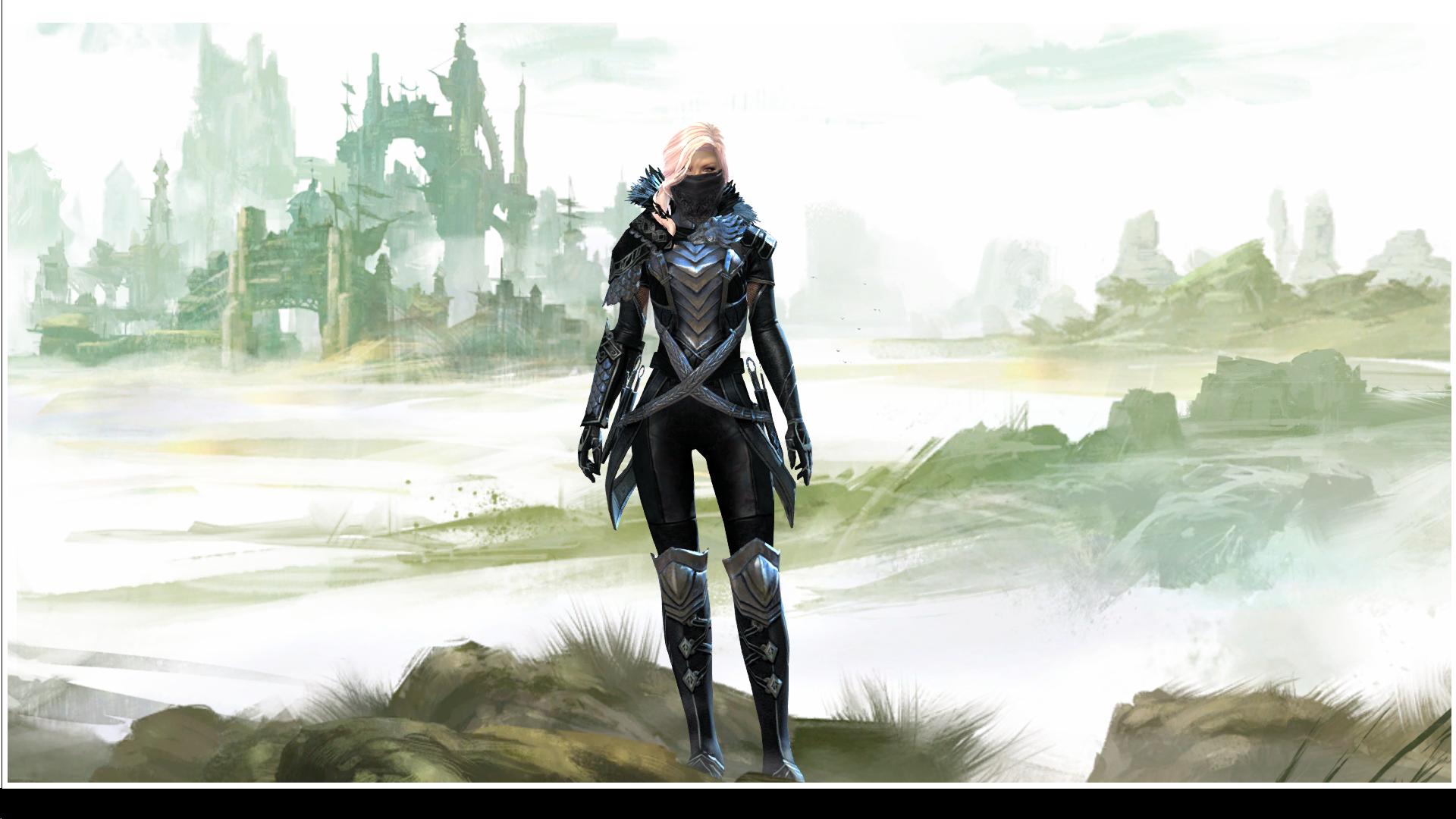 Best looking medium armor race? : Guildwars2 | Character