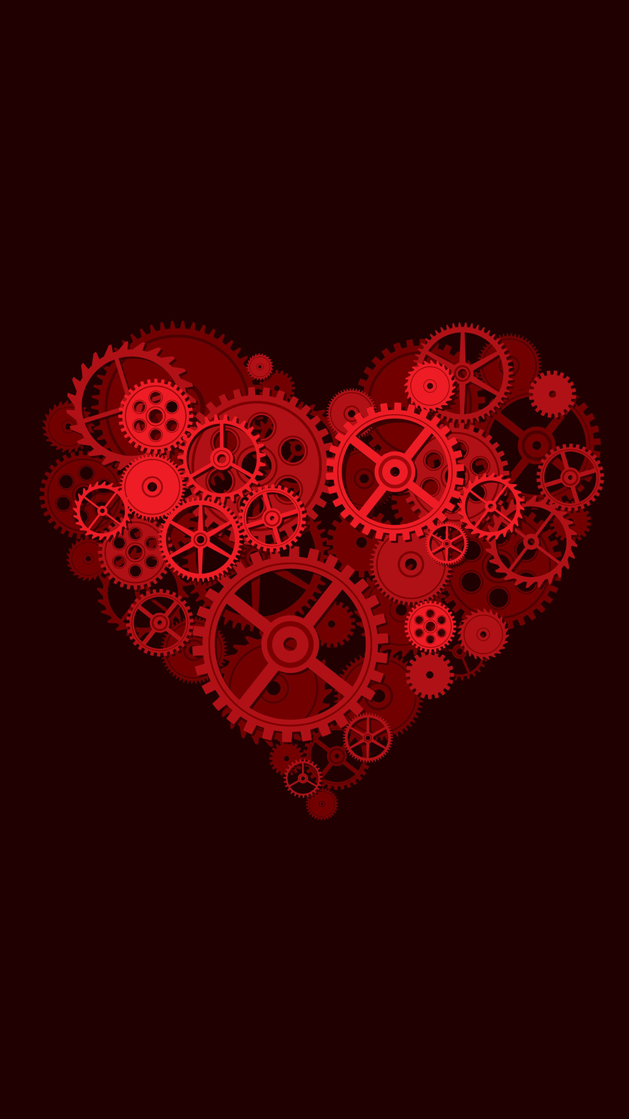Emotions Heart Digital Art 4k wallpapers Love