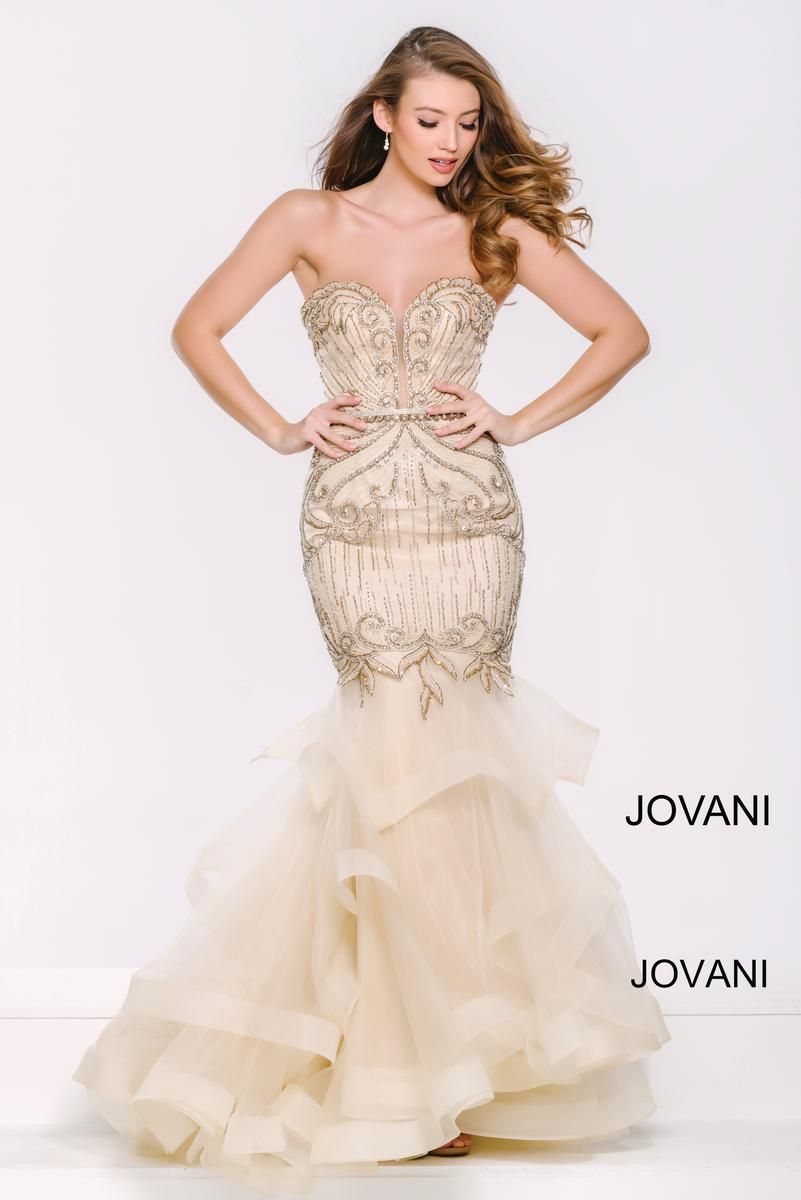 Wedding dresses department stores  Jovani  Prom   Shop this style and more at oeevening