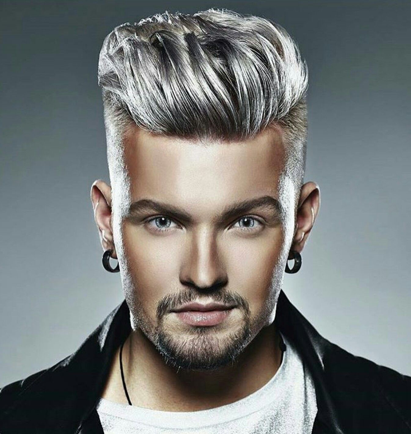 Mens Hair Grey Dye Hair Styles Mens Hairstyles Mens Hairstyles Short