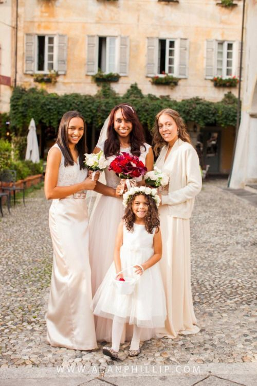 bridesmaid dresses vintage Burgundy Gold and Ivory a perfect palett for an unusual wedding A very vintage elegant match for a wedding in such a wonderful destination Gael...