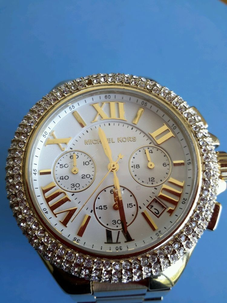 dbd1c91ba60d Michael Kors Women s Chronograph Camille Gold-Tone Stainless Watch - MK5756   MichaelKors  Fashion