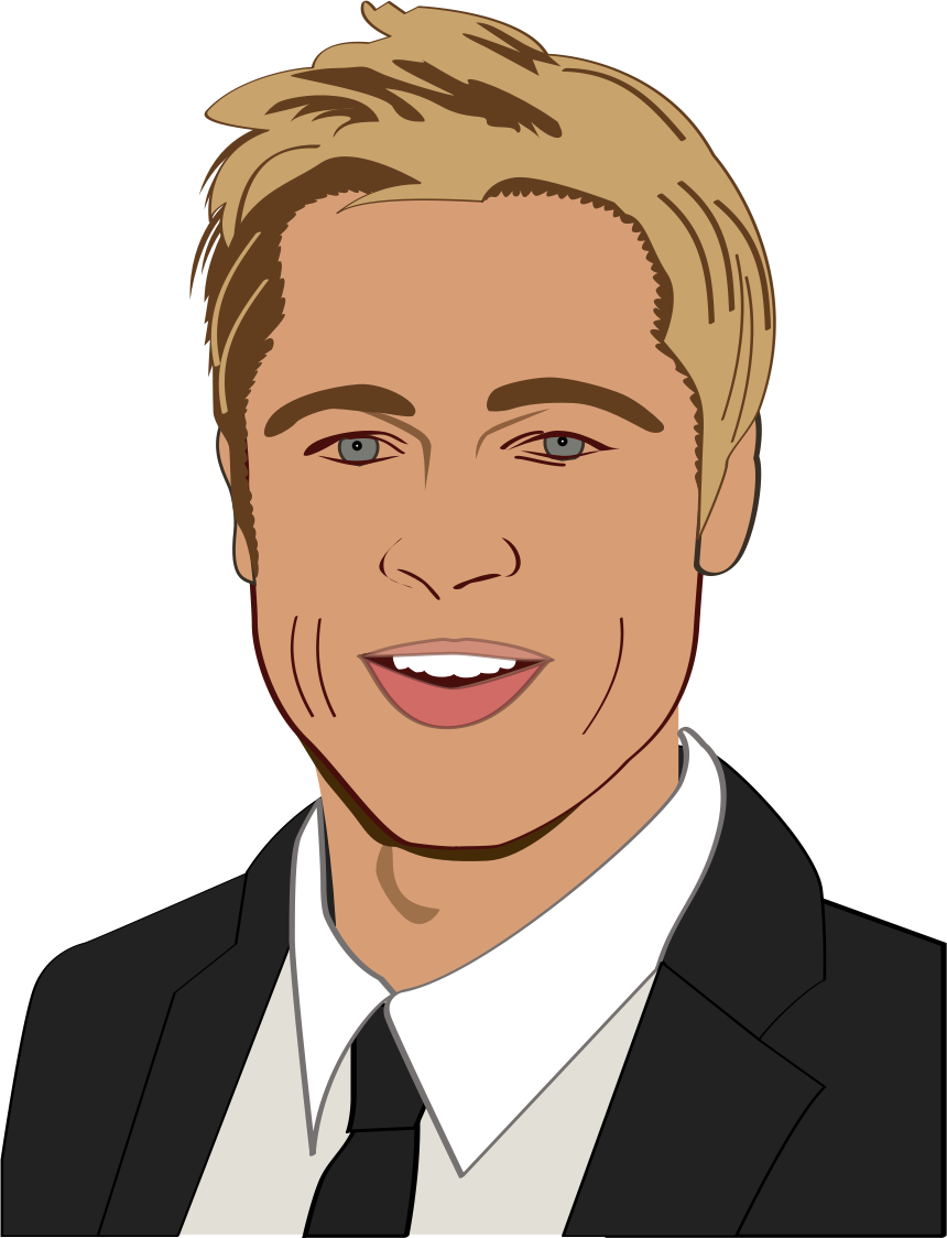 Brad Pitt Png Image Brad Pitt Brad Pitty Brad