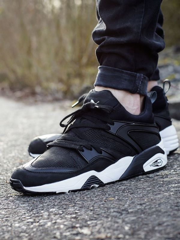 the best attitude 37240 8254c PUMA Trinomic Blaze Tech