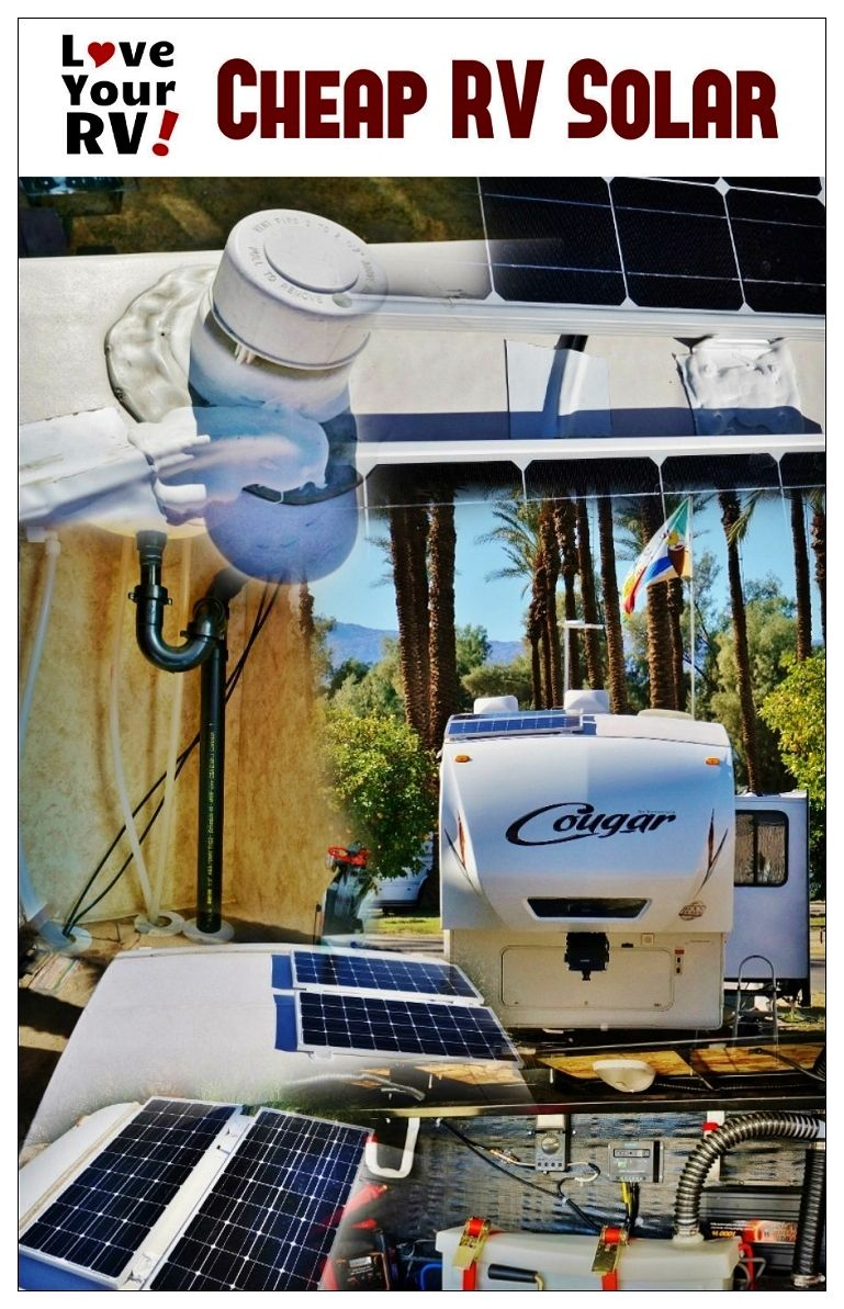Installing a Renogy 200W Solar Kit in the RV | RV Tips and