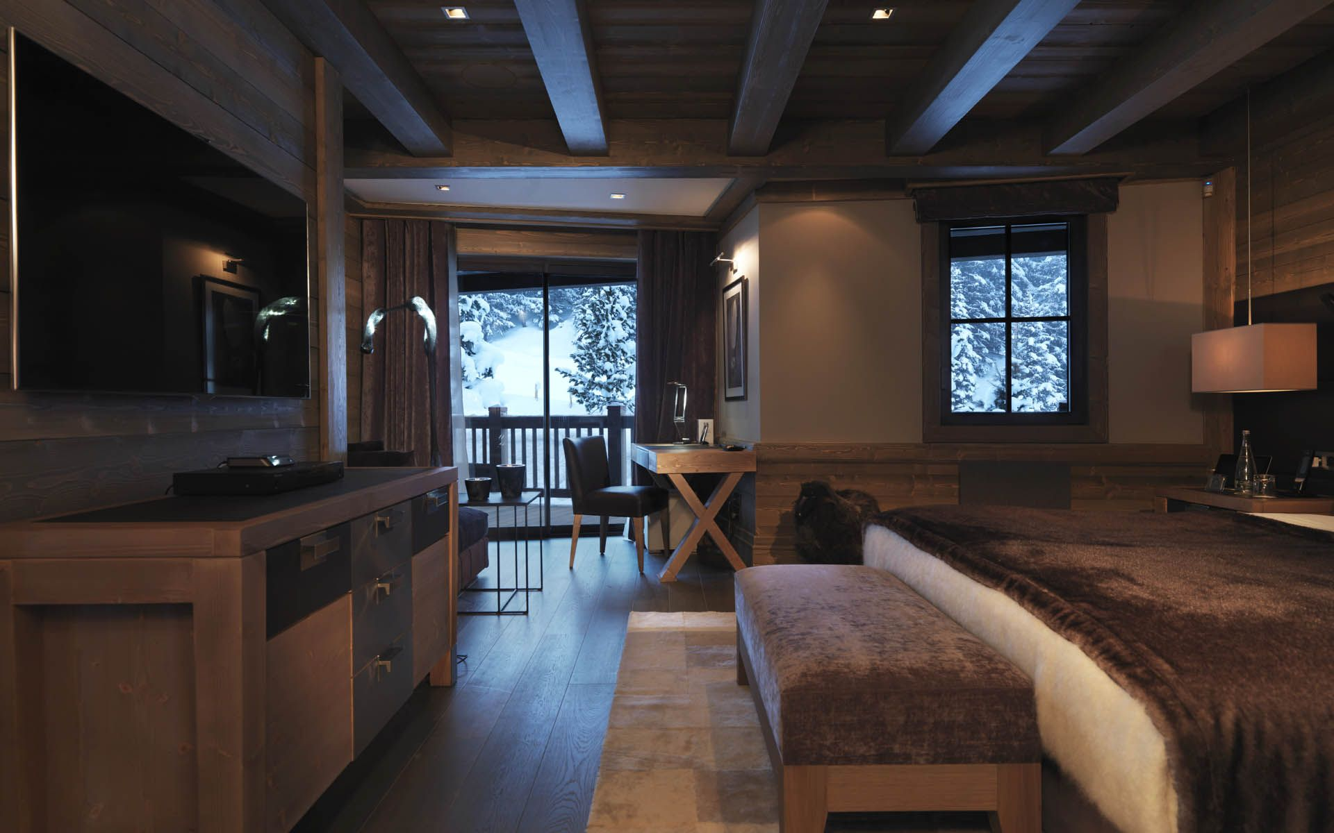 La Bergerie, Courchevel 1850 Is A State Of The Art, Super Luxury Ski Chalet  In A Superb Ski In, Ski Out Location With Its Dedicated Spa Facilities And  A ...