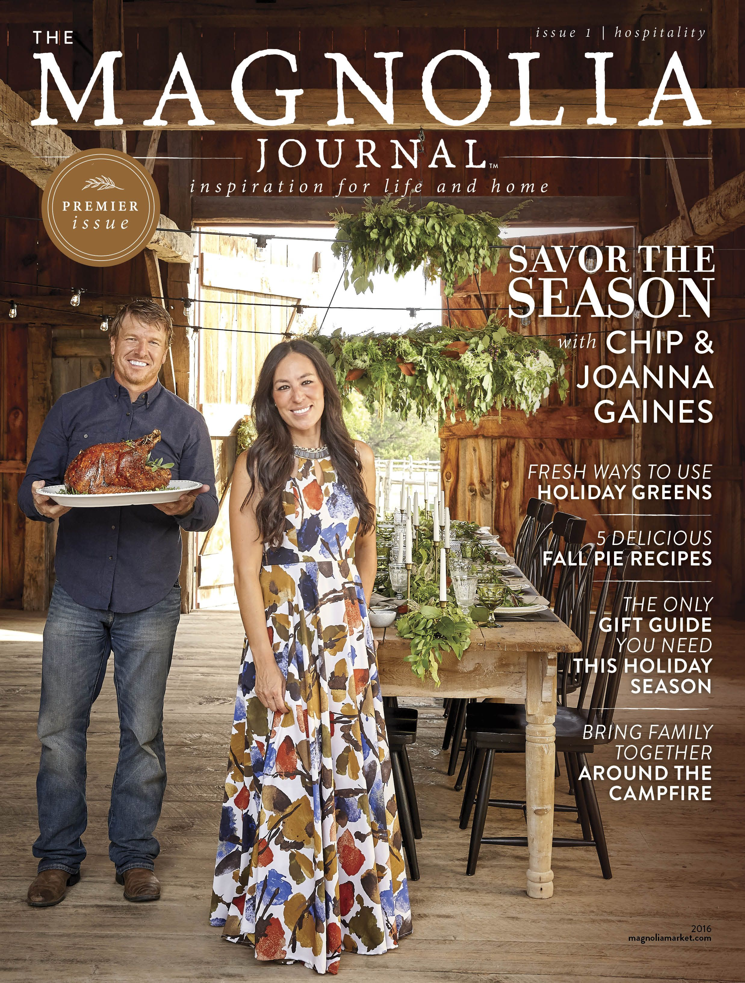 First look chip and joanna gaines 39 new mag the magnolia for Where is joanna gaines originally from