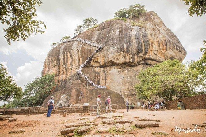 Sri Lanka - Sigiriya Lion Rock