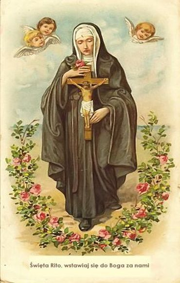 Populaire St. Rita of Cascia | Religious images | Pinterest | Saints  WU66