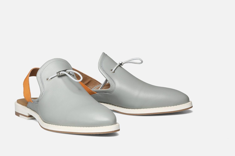34b7dab781f Sapatos EUREKA - Cinza