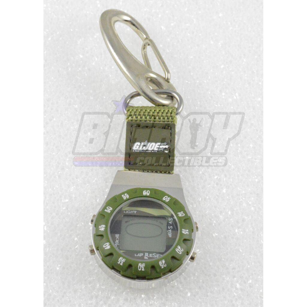 GI Joe Digital Clip Watch
