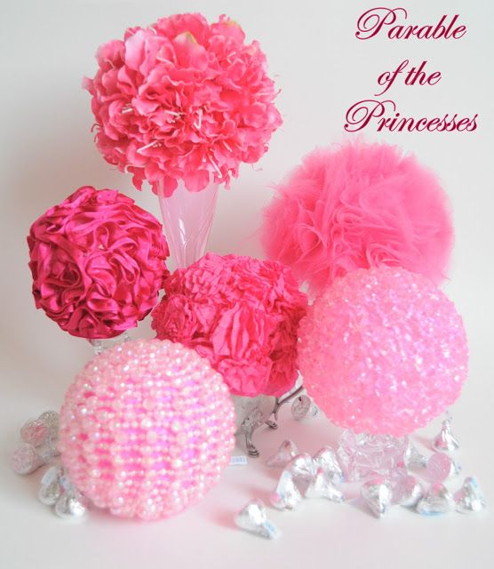 DIY Pink Party Decorations DIY Party Fabulous Pinterest