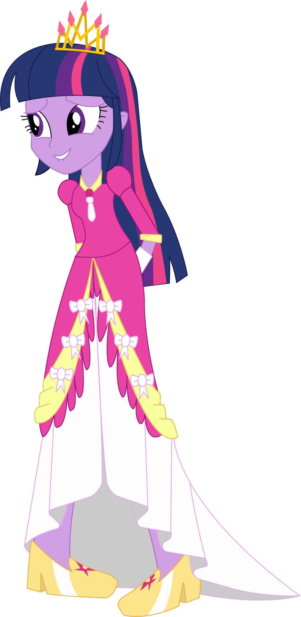 MY LITTLE PONY: Equestria Girls Twilight Sparkle (Princess Dress) by ...