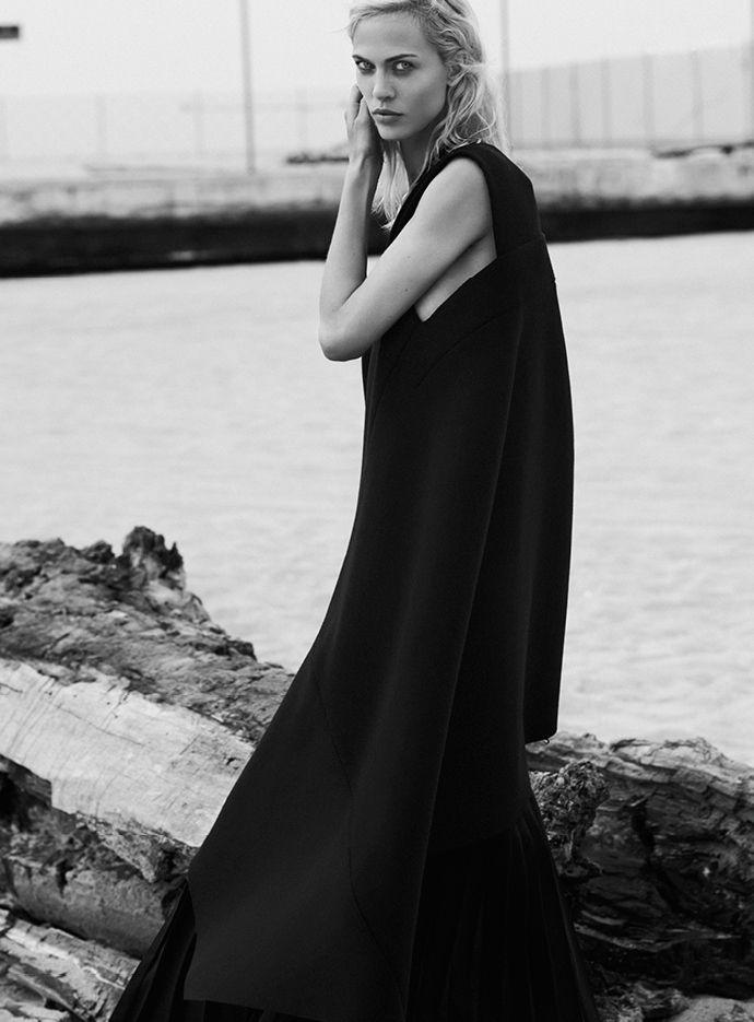 #AymelineValade by #Driu & #Tiago for #RikaMagazine #11 F/W 2014