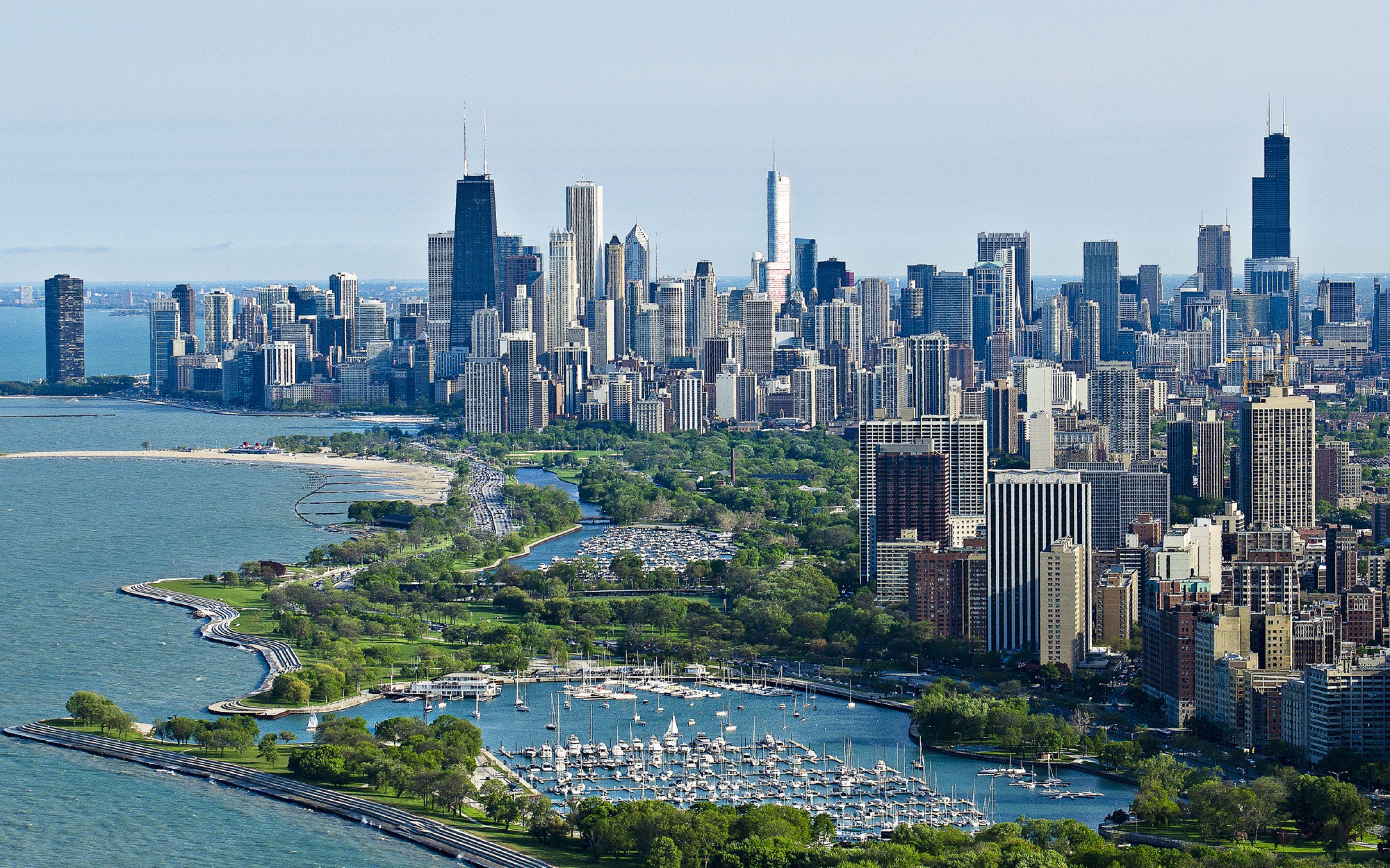 Chicago Wallpaper Free Ewk Chicago Wallpaper City Wallpaper Cityscape Wallpaper