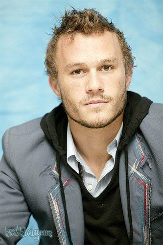 Heath Ledger - rest in peace <3