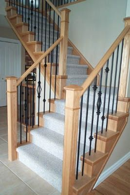 Best Tread End Caps Stairway Railings Stair Handrail 640 x 480