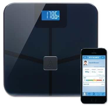 Bathroom Scales Best Fitness Blueanatomy Wireless