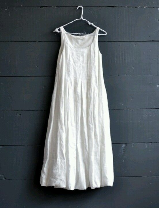 91c475dd2be White linen dress...perfect for a summer afternoon  TBT More