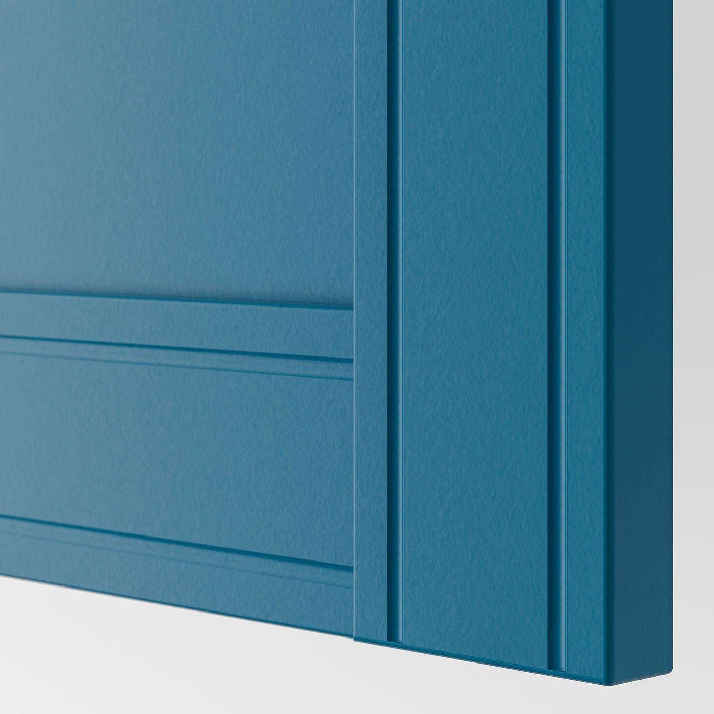 IKEA FLISBERGET door with hinge – blue