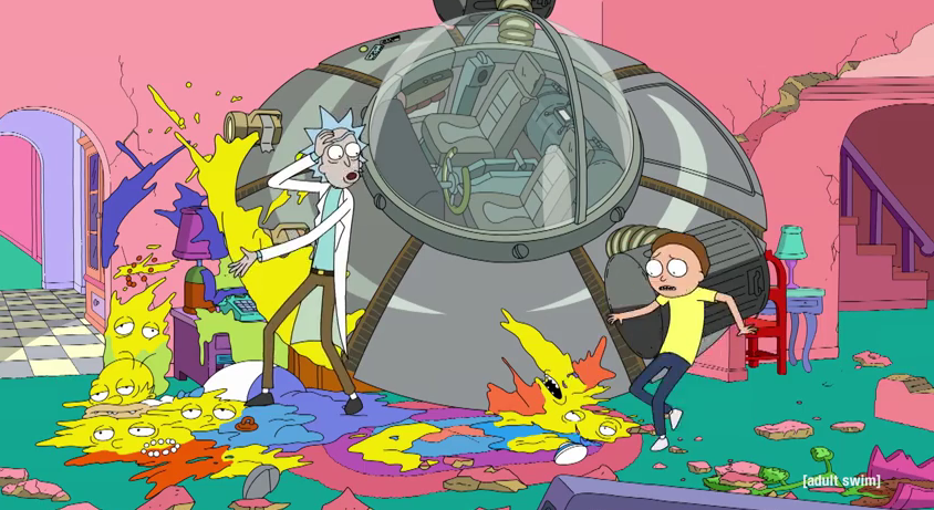 Watch Rick And Morty Kill The Simpsons Rick And Morty Watch Rick And Morty The Simpsons