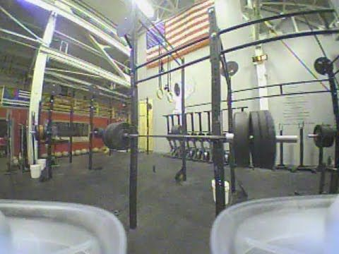 Whoop around the gym after hours. Kind of. #crossfit #fitness #WOD #workout #fitfam #gym #fit #health #training #CrossFitGames #bodybuilding