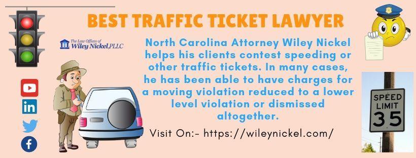 North Carolina Attorney Wiley Nickel Helps His Clients Contest