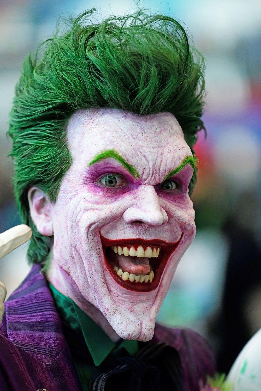 + de 50 Fotos de Maquillaje Halloween para hombres 2019