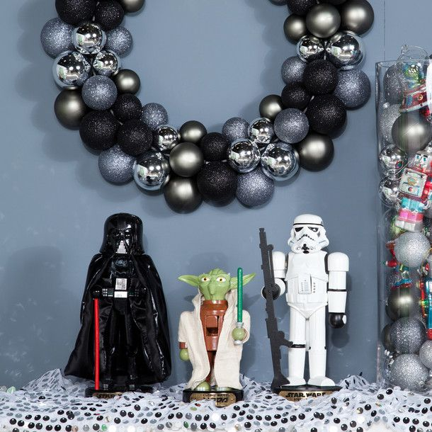 Star Wars Nutcrackers for the Holidays