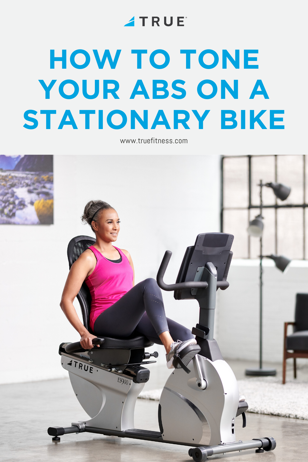 How To Tone Your Abs On A Stationary Bike In 2020 Biking Workout