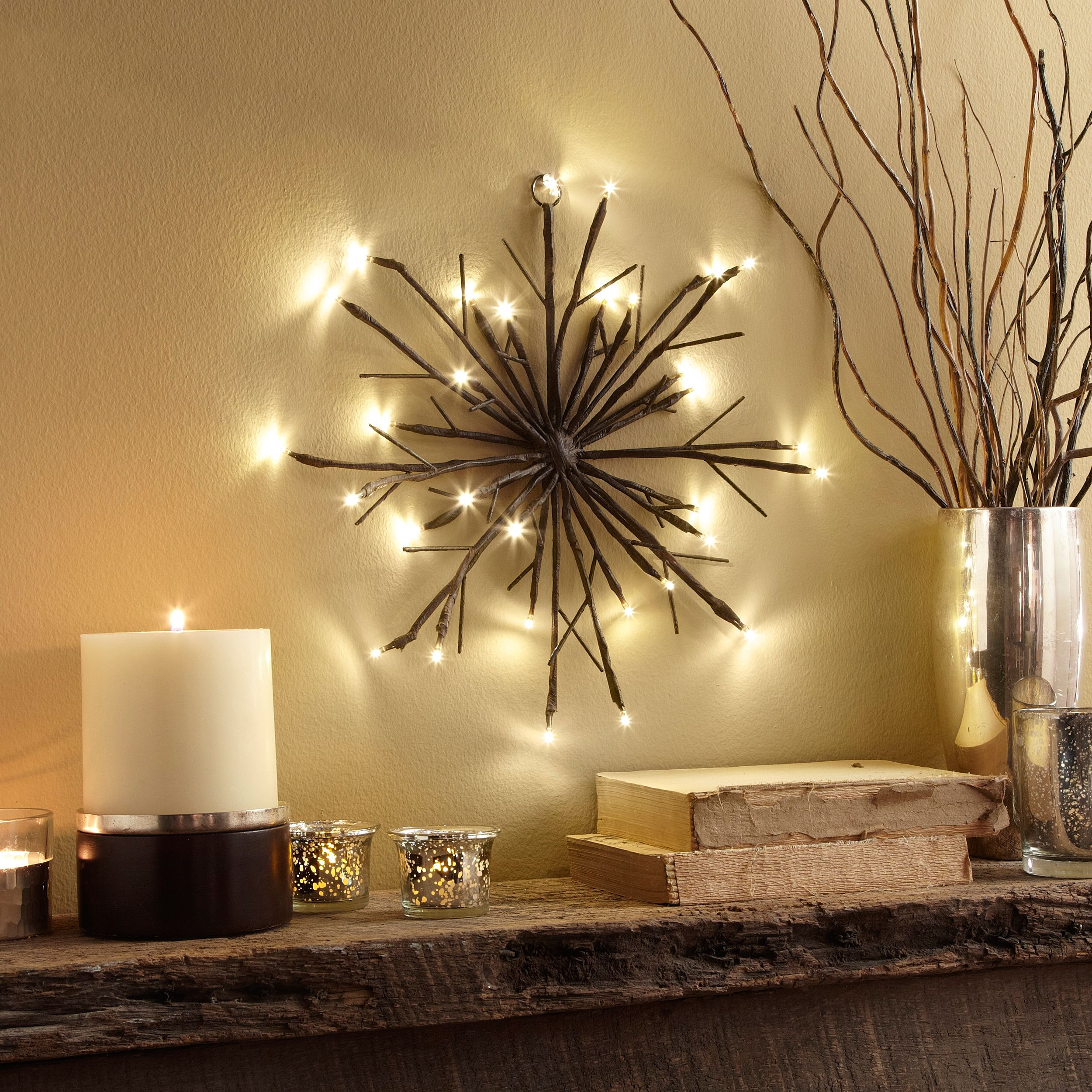 Bring Glowing Led Lights To Your Home With The Order