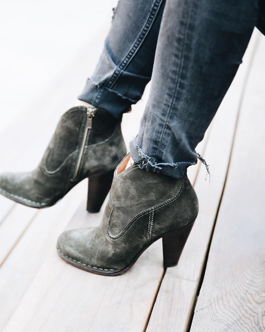 Women's Madeline Short Suede Boot