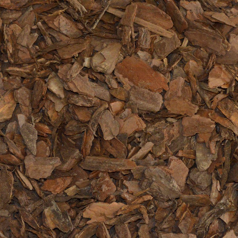 Garick 6 Cu Yd Loose Bulk Pine Mini Nuggets In 2020 Wood Mulch Mulch Landscaping Mulch