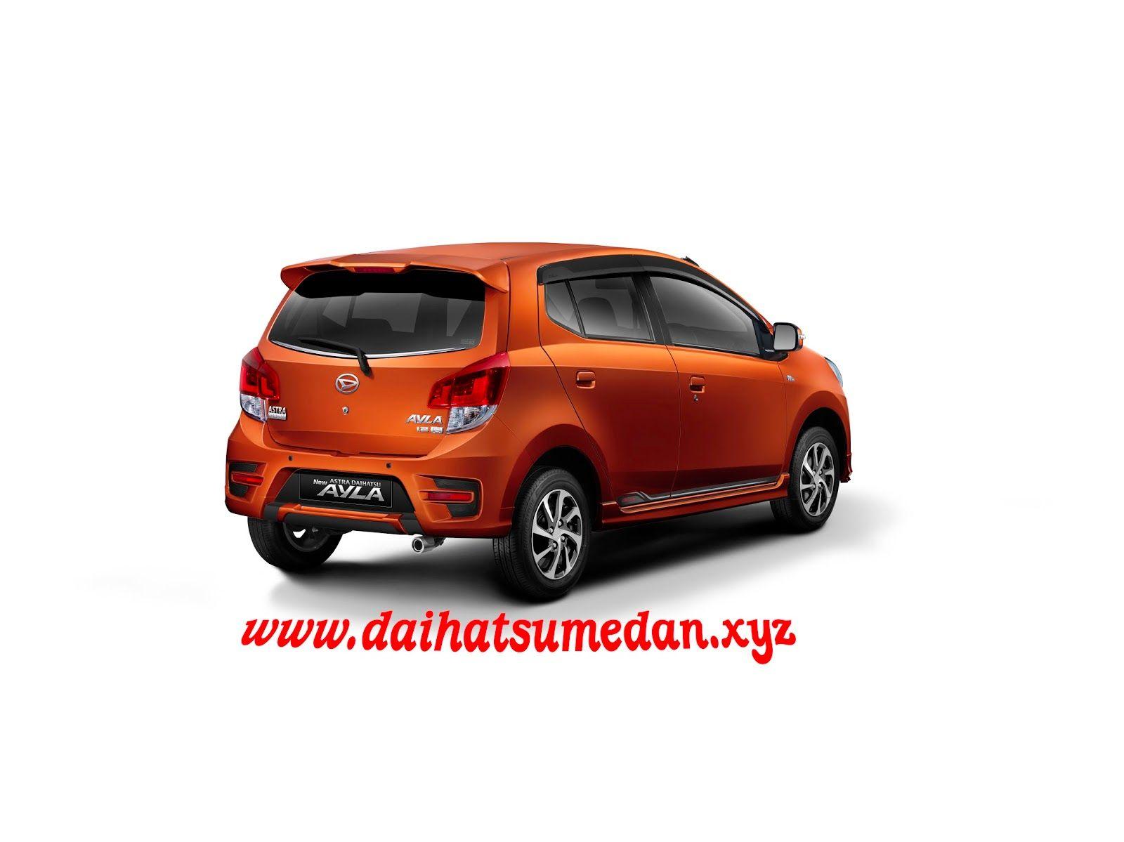 Harga Otr Medan Daihatsu New Ayla April 2017 Daihatsu Toy Car