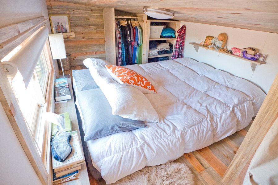 Alek S Tiny House Rumah Impian Tiny House Bedroom