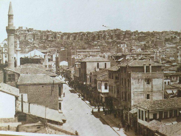 Ulus Meydanı Yönünden Ankara Kalesi - 1939 | Ankara ...