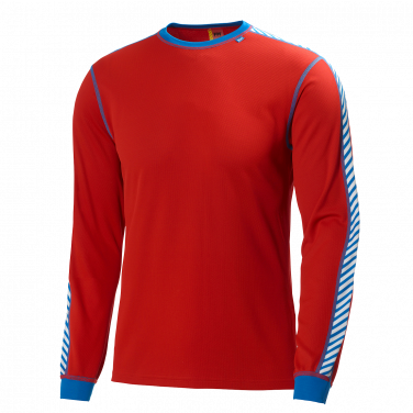 HH®DRY STRIPE CREW - warmest, best wicking thermal base layer ever! It is pricey however...