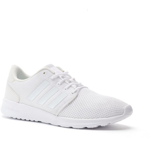 Adidas NEO Cloudfoam QT Racer Women's Shoes ($65) ❤ liked on ...